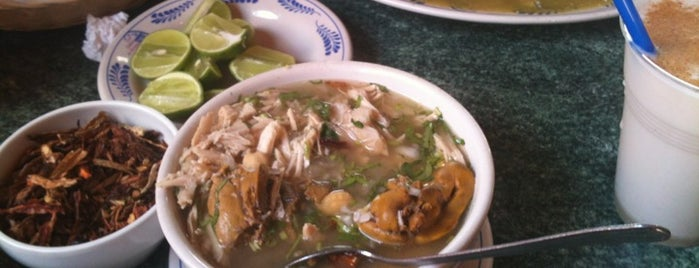 Los Caldos de Portales is one of Annさんのお気に入りスポット.