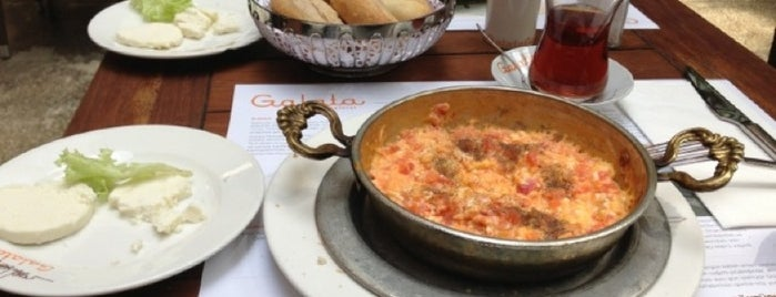 Galata Muhallebicisi is one of What to Eat in Turkey.