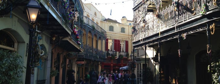 New Orleans Square is one of LA.