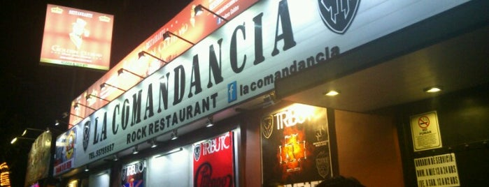 La Comandancia is one of Buen servicio a clientes.