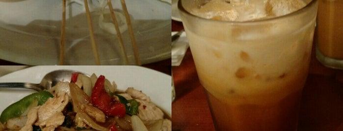 River Thai Cuisine is one of Andrew : понравившиеся места.