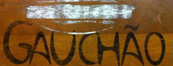 O Gauchão is one of ....