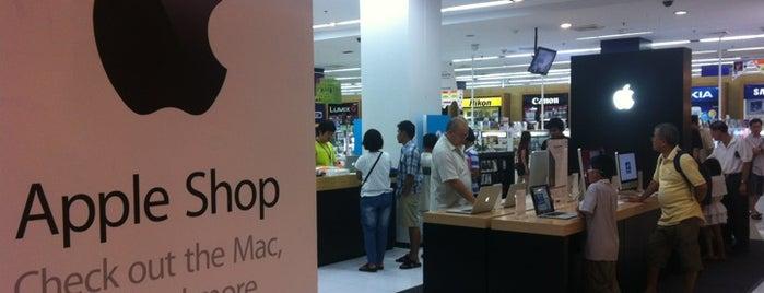 Apple Shop @ Power Buy is one of สถานที่ที่ Marisa ถูกใจ.