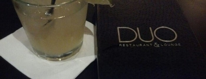 Duo Restaurant & Lounge is one of Restaurants to try.