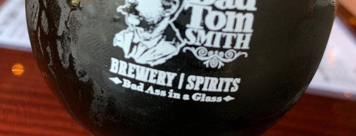 Bad Tom Smith Brewing is one of Breweries I've Visited.