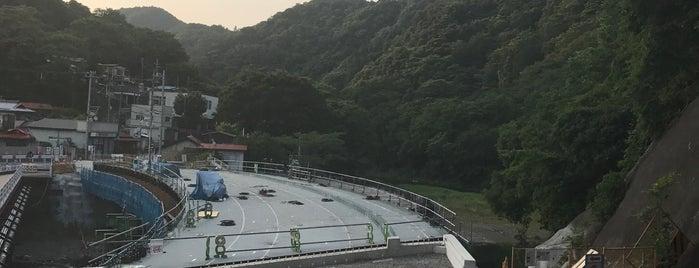 馬渡橋 is one of 宮ヶ瀬&津久井湖 ポタ=3=3=3.