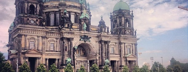 Lustgarten is one of Berlin to-do list '2020.