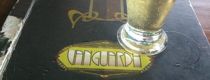 Vanguarda Emporio Bar is one of mara.