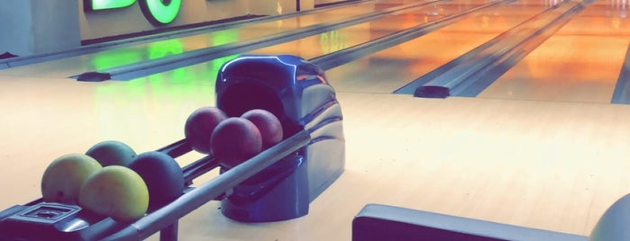 Bowlroom Bowling is one of Kid's Places İstanbul.