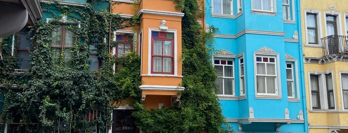 Kiremit Caddesi is one of Fener balat.