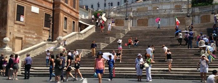 Plaza de España is one of Supova in Roma.