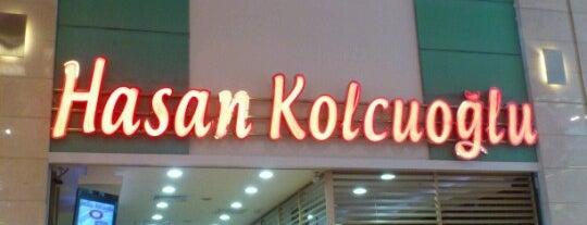 Kolcuoğlu Kebap is one of Locais curtidos por Tansel Arman.