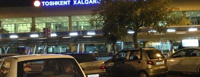 Toshkent Xalqaro Aeroporti | Tashkent International Airport (TAS) is one of Airports (around the world).
