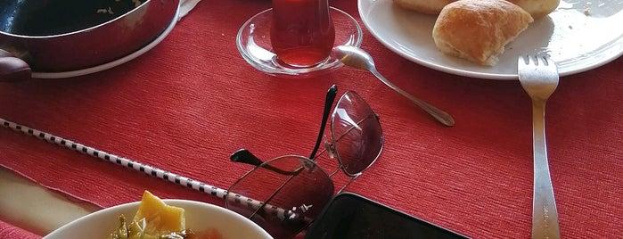 Konaktepe Restaurant Kahvaltı Evi is one of Lugares favoritos de Yılmaz.