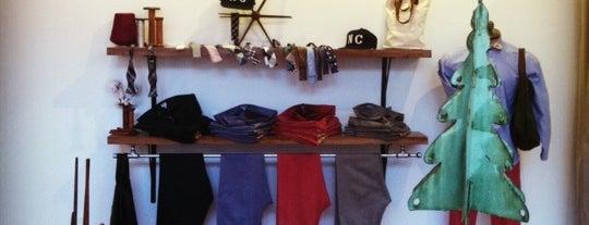 Lumina Clothing Co is one of RDU Baton - Raleigh Favorites.