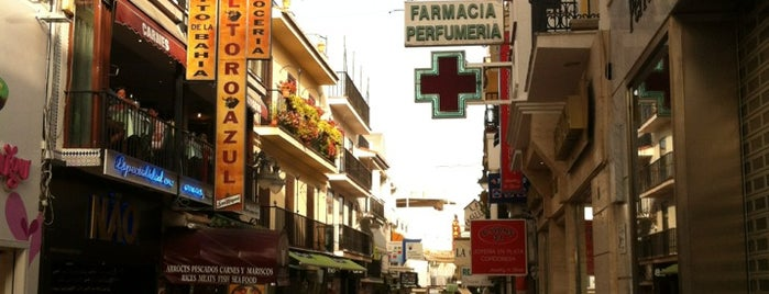 Calle San Miguel is one of Costa Del Sol.