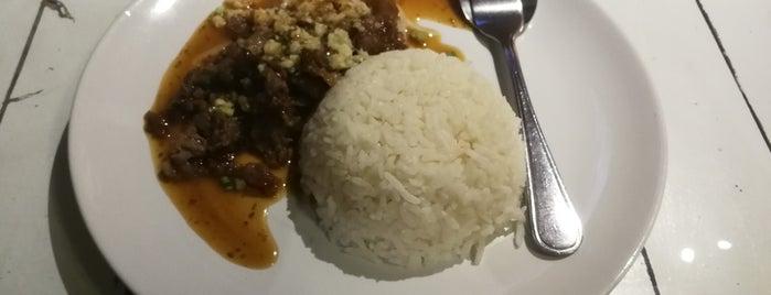 Pietro Garden is one of KKU food.