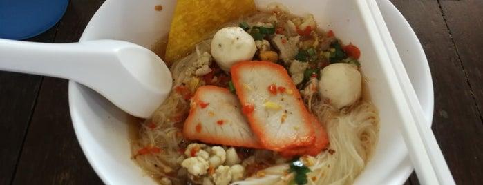 ต้นฝน ก๋วยเตี๋ยวโบราณ is one of KKU food.