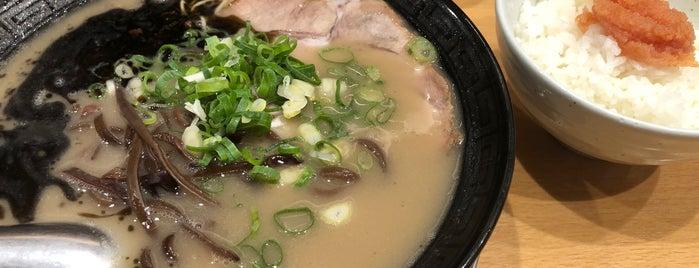 博多ラーメン 和 is one of Locais curtidos por ジャック.