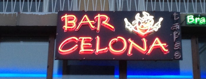 Barcelona Tapas Bar is one of Yunus'un Beğendiği Mekanlar.