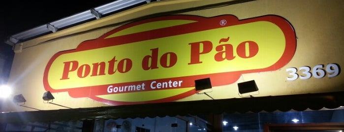 Ponto do Pão is one of Restaurantes.