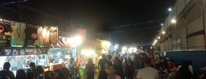 Summer Night Market is one of Gespeicherte Orte von Kristine.
