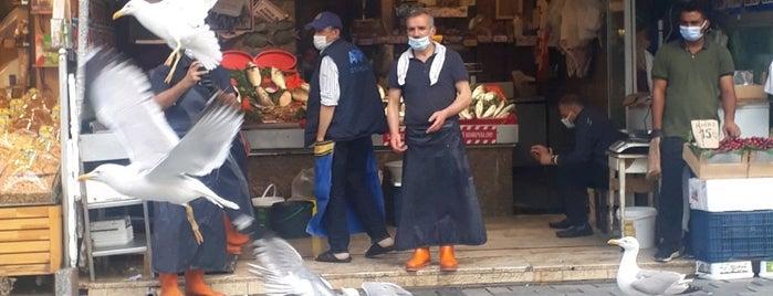 taze balikci is one of Istanbul.