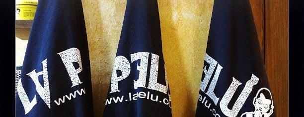 La Pelu is one of Lieux qui ont plu à Richard.