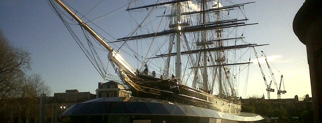 Cutty Sark is one of Londres / London.