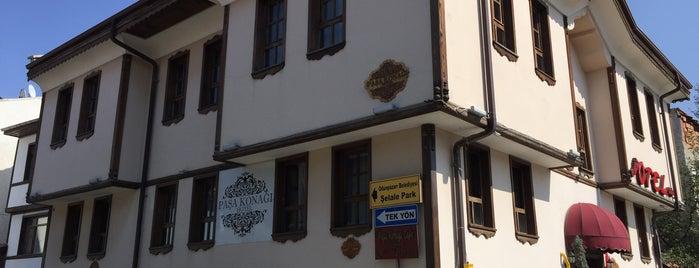 Paşa Konağı is one of Posti che sono piaciuti a Başak.