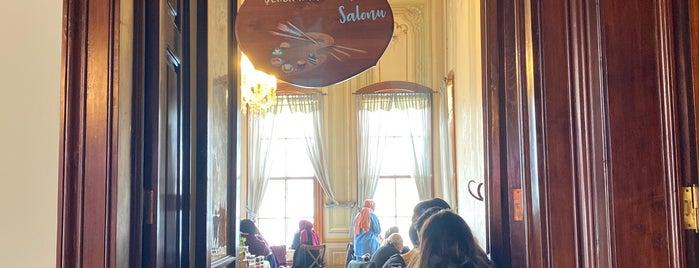 Şeker Ahmet Paşa Çay Salonu is one of Istanbul.