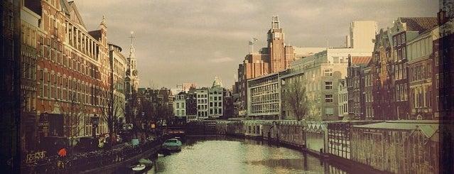 Koningsplein is one of Amsterdam.