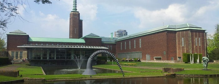Museumpark is one of Netherlands.