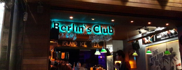 Berlin's is one of lucky ink'in Beğendiği Mekanlar.