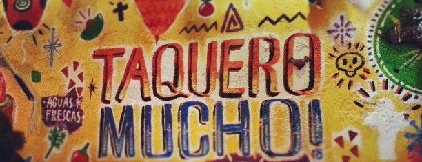 La Fábrica del Taco is one of BsAs.