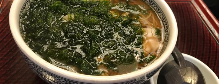 Sarashina Maruya is one of うどん・そば.