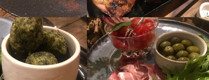 mk farmers & grill is one of Vegan Tokyo.