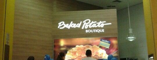 Baked Potato is one of Shopping Cidade Jardim.
