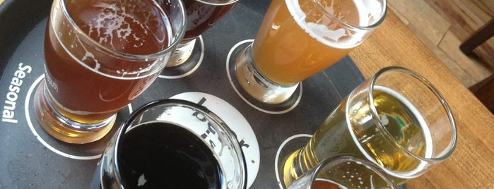 Southend Brewery & Smokehouse is one of Breweries or Bust.