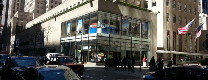 Nintendo NY is one of NYC TRIP.