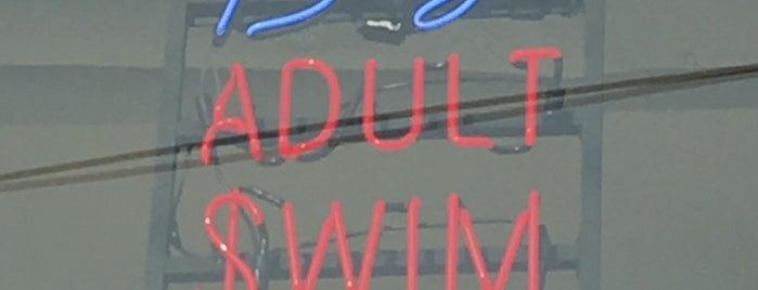 [adult swim] is one of Orte, die Chia gefallen.
