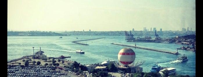 DoubleTree by Hilton is one of Istanbul'da Manzara.
