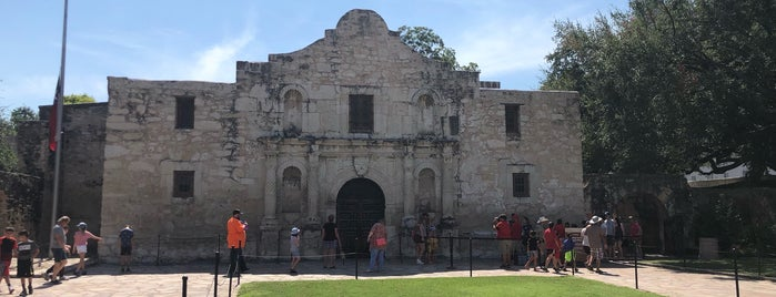 Fortress Alamo: The Key To Texas is one of Lieux qui ont plu à Mirko.