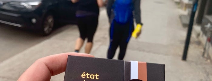 État de Choc is one of Montreal.