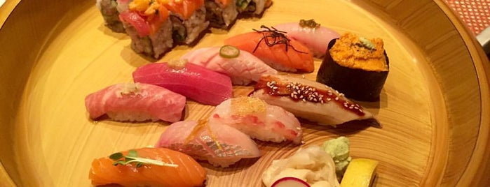 Momoya is one of 25 Top Sushi Spots in the U.S..