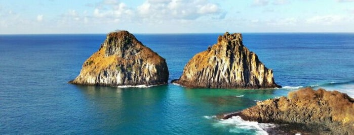 Fernando de Noronha is one of UNESCO World Heritage Sites in South America.
