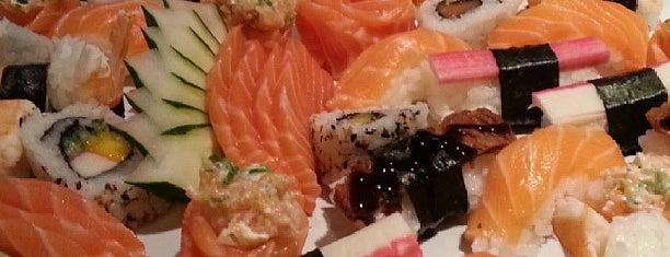 Kita Sushi Bar is one of Sergio M. 🇲🇽🇧🇷🇱🇷さんのお気に入りスポット.