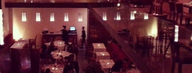 Restaurante Quarentae4 is one of Restaurantes.