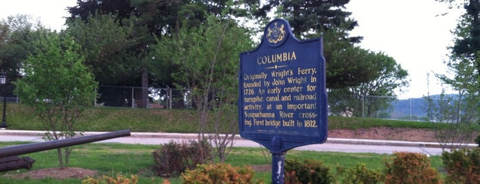 Columbia Rotary Park is one of Parks & Trails.