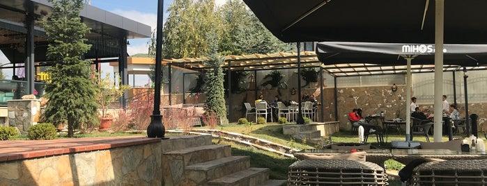 Mihos Cafe & Restaurant is one of Yaşamkent.